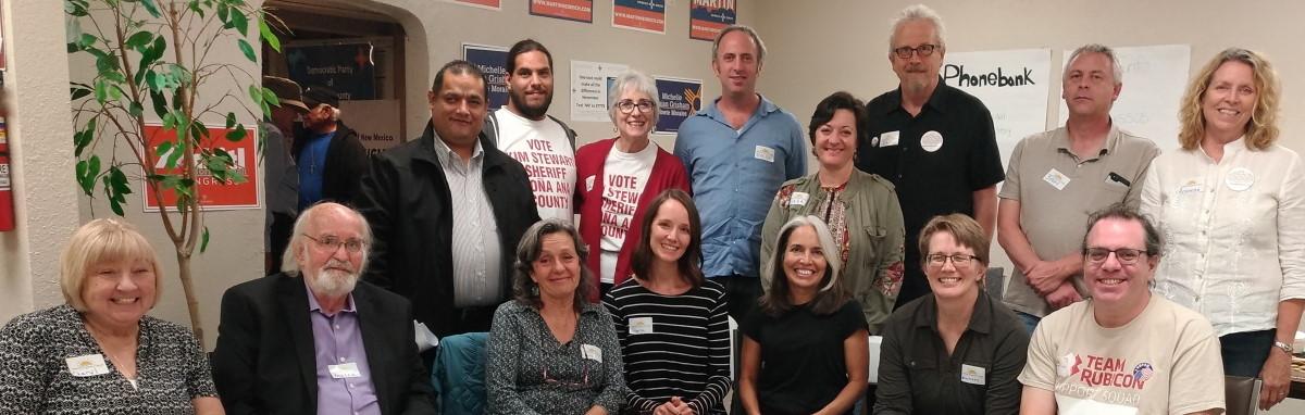 Adelante Leadership Group Photo